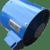 externí chlazení elektromotor