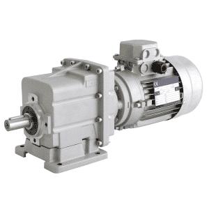 elektromotor s čelní převodovkou MS80M-4 HG01 P80B14