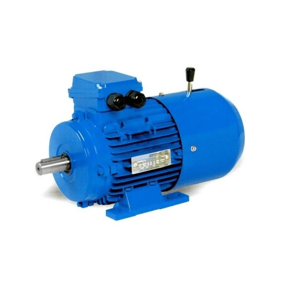 elektromotor s brzdou 0,12kW 1ALBR712-8