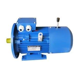 elektromotor s brzdou 0,18kW 1ALBR631-2