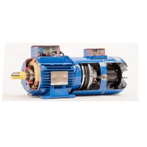elektromotor s brzdou 0,18kW 1ALBR711-6